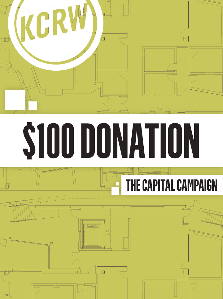 $100 Capital Campaign Donation