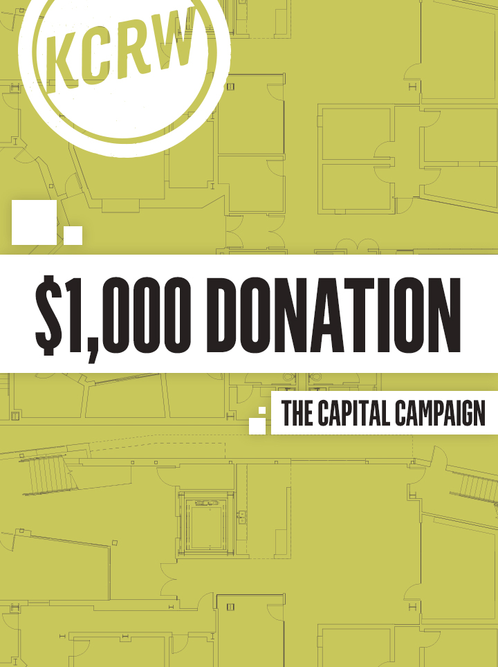 $1000 Capital Campaign Donation