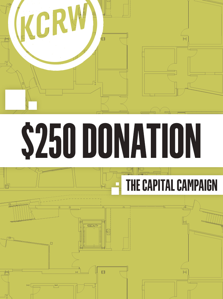 $250 Capital Campaign Donation