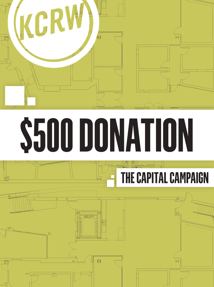 $500 Capital Campaign Donation