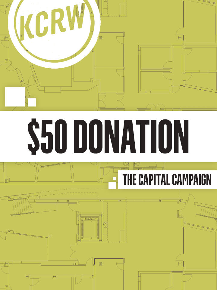 $50 Capital Campaign Donation