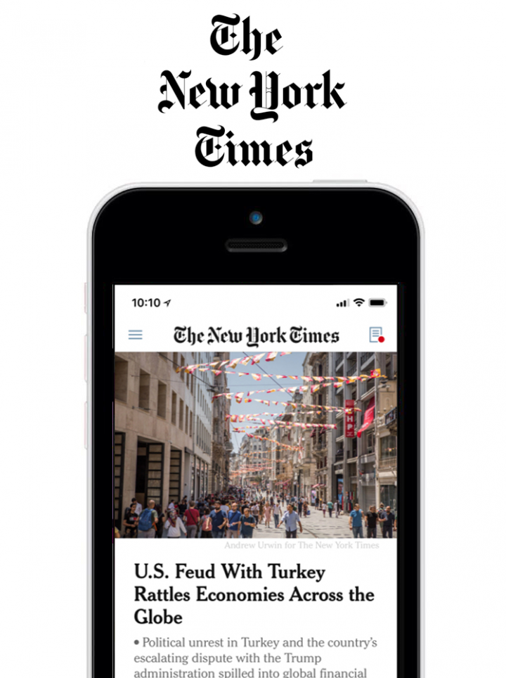 NYTimes Digital Subscription