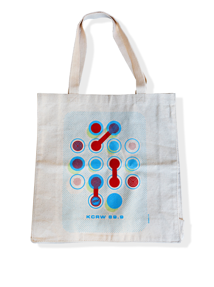 KCRW Fall 2017 Tote Bag