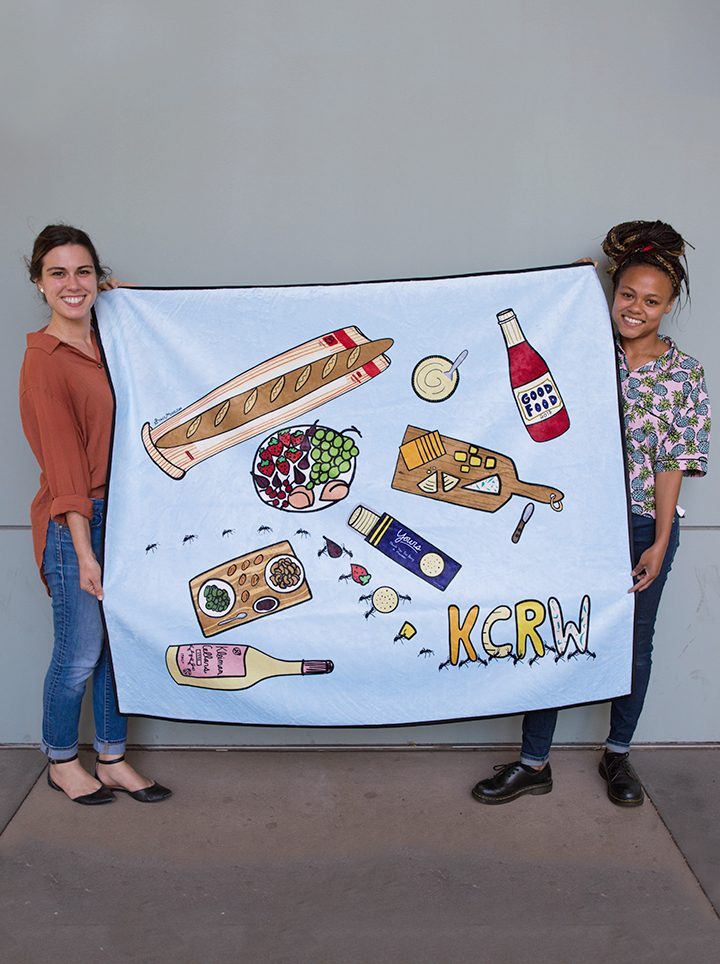 Good Food Blanket Fall 2017