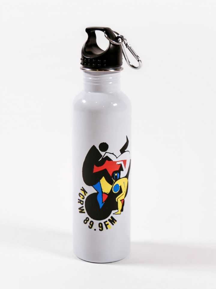 KCRW Spring 2019 Water Bottle
