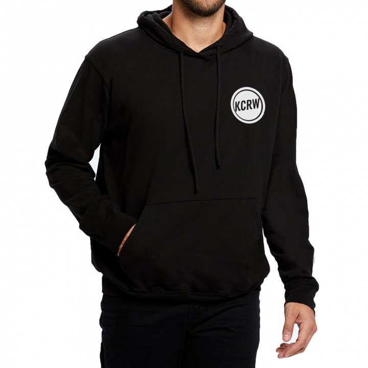 hoodie front kcrw spring 2020