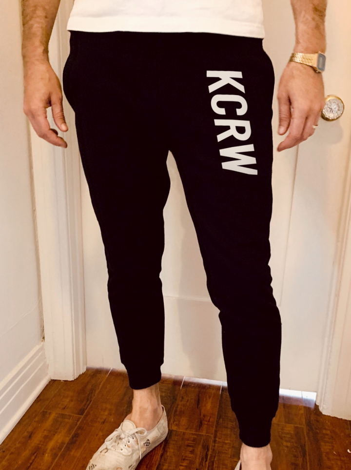 sweatpants kcrw spring 2020